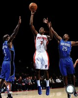 Brandon Knight 2011-12 Action Fine-Art Print