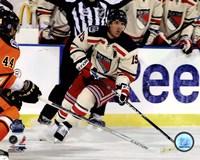 Brad Richards 2012 NHL Winter Classic Action Fine-Art Print