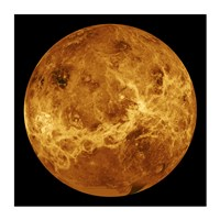 Venus Globe Fine-Art Print