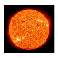 The Sun Fine-Art Print