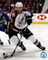 Erik Johnson 2011-12 Action Fine-Art Print