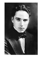 Charlie Chaplin - B&W Fine-Art Print