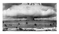 Atom Bomb, Bikini Atoll Fine-Art Print