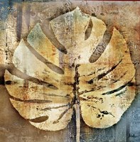 gold leaves I Fine-Art Print