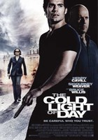 The Cold Light of Day Wall Poster