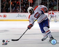 P.K. Subban 2011-12 Action Fine-Art Print