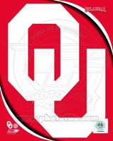 University of Oklahoma Sooners Team Logo Fine-Art Print