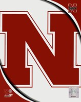 University of Nebraska Cornhuskers Team Logo Fine-Art Print