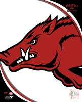 University of Arkansas Razorbacks Team Logo Fine-Art Print