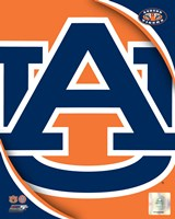 Auburn University Tigers Team Logo Fine-Art Print