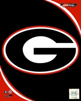 University of Georgia Bulldogs Team Logo Fine-Art Print
