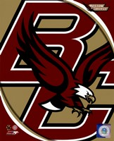 Boston College Eagles Team Logo Fine-Art Print