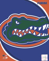 University of Florida Gators Team Logo Fine-Art Print