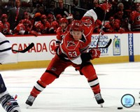 Jeff Skinner 2011-12 Action Fine-Art Print