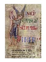 St. Matthew, detail Fine-Art Print