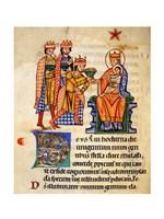 Adoration Of The Magi Fine-Art Print