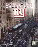 New York Giants Super Bowl XLVI Champions Parade Fine-Art Print