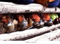 Boots & Spurs Fine-Art Print