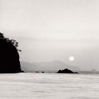 Sunset, Oki Island, Japan Fine-Art Print