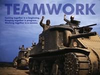 Teamwork Fine-Art Print