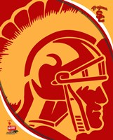 University of Southern California Trojans Team Logo Fine-Art Print