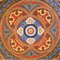 Baroque Tiles I Fine-Art Print