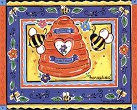 Honeybees Fine-Art Print