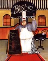 Bistro Fine-Art Print