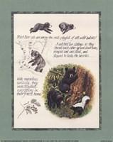 Bear Study Fine-Art Print