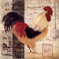 Cockerel I Fine-Art Print