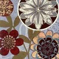 Persian Garden I Fine-Art Print