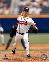 Greg Maddux Action Fine-Art Print