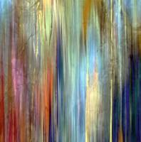 Sunset Falls II Fine-Art Print