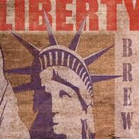 Liberty Cafe Fine-Art Print