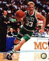 Larry Bird Action Fine-Art Print