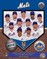 2012 New York Mets Team Composite Fine-Art Print
