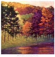 Colors at the Lake Fine-Art Print