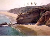 Montage Beach Fine-Art Print