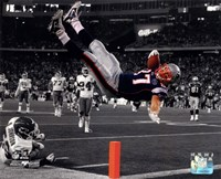 Rob Gronkowski 2011 Spotlight Action Fine-Art Print