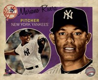Mariano Rivera 2012 Studio Plus Fine-Art Print