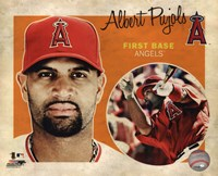 Albert Pujols 2012 Studio Plus Fine-Art Print