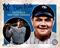 Babe Ruth 2012 Studio Plus Fine-Art Print