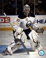 Ryan Miller 2011-12 Action Fine-Art Print