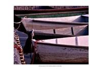 Wooden Rowboats VII Fine-Art Print
