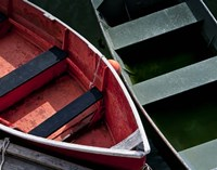 Wooden Rowboats VIII Fine-Art Print