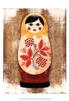 Nesting Dolls I Fine-Art Print