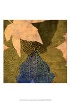 Tea Leaf I Fine-Art Print