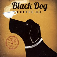 Black Dog Coffee Co Fine-Art Print