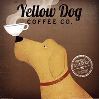 Yellow Dog Coffee Co. Fine-Art Print