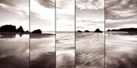 Tides on Bandon Beach Fine-Art Print